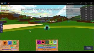 Roblox - 👼[ANGEL]Elemental Battlegrounds