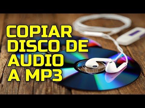Como copiar CD de audio a MP3 | Convertir un CD a MP3 con el Reproductor de Windows Media