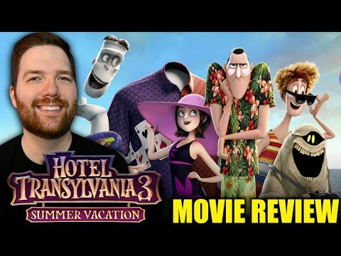 Hotel Transylvania 3: Summer Vacation – Movie Review