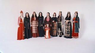 Поздравление с 23 февраля от женского коллектива Анка Наири