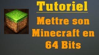 [TUTO] Mettre son Minecraft en 64 bits | FR | [HD] - Carlus77