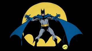 Бэтмен. Приключения Бэтмена. Мультик.