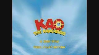 Dreamcast Longplay [002] Kao the Kangaroo