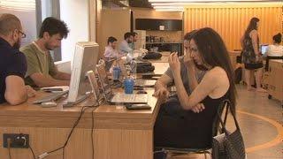 Οι νέοι Έλληνες επιχειρηματίες αντιμάχονται την κρίση