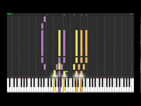 Stairway To Heaven by Led Zeppelin-Synthesia Cover (FREE DOWNLOAD)