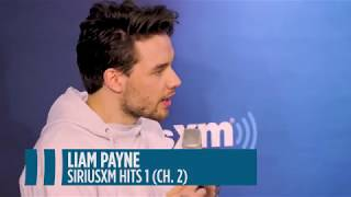 Liam Payne reveals Ed Sheeran co-wrote 'Strip That Down' // SiriusXM // Hits 1