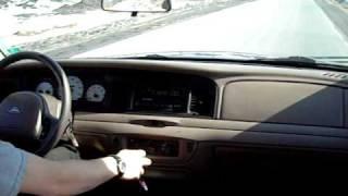 Форд Краун Вікторія 5 ступінчаста механічна відкриття вихлопних