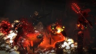 Path of Exile: Ancestral Protector Totem Skill Demo