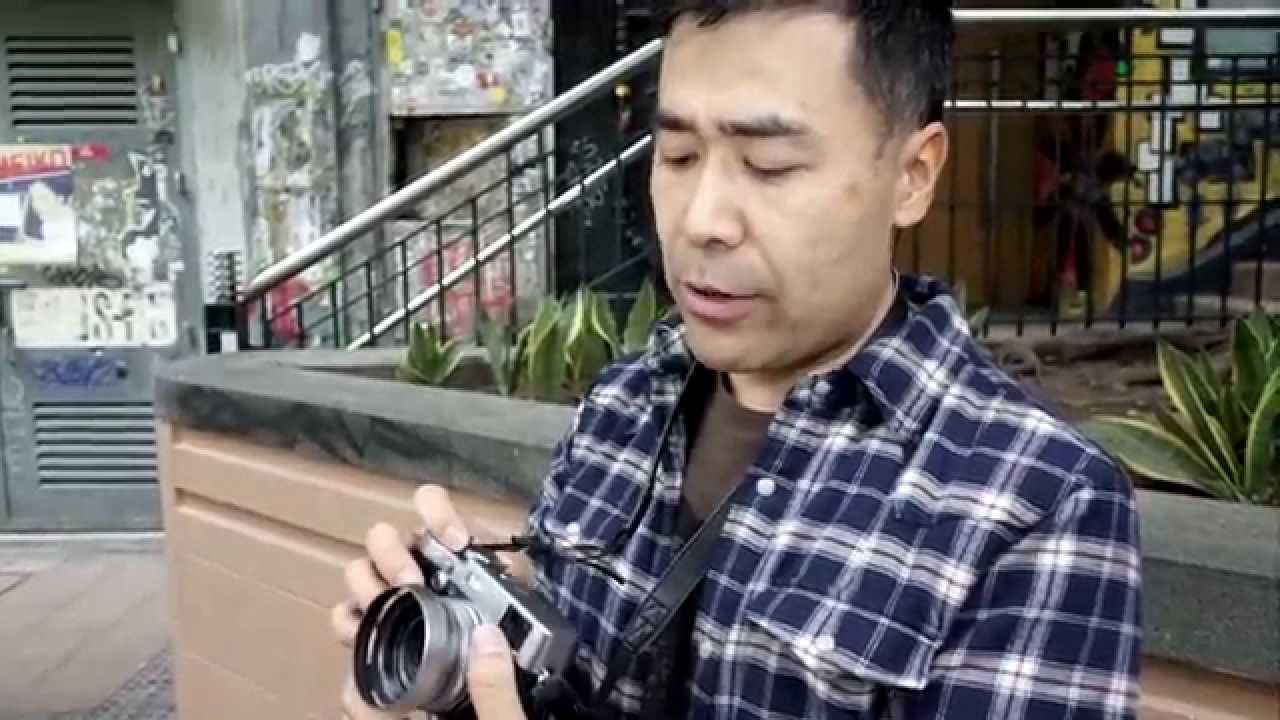 Fujifilm X100T in Hong Kong  How to Set-up for Street Photography