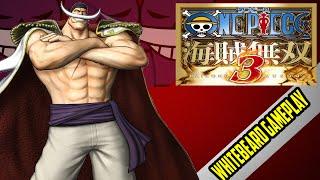 One Piece: Pirate Warriors 3 | Whitebeard Level 100 Gameplay [ワンピース 海賊無双3] [HD]