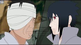 sasuke vs danzo full fight english hd