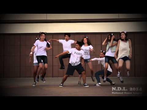 I National Dance League N D L 201411