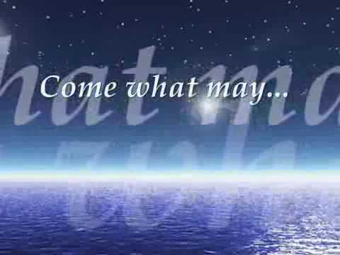 Come what may  with lyrics   - Lani Hall and Herb Alpert