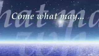 Come What May With Lyrics Lani Hall And Herb Alpert