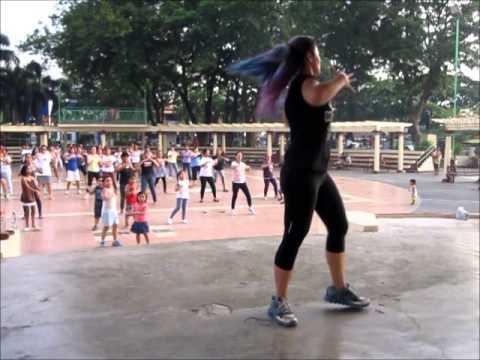 ZUMBA DANCE EXERCISE @ LGU POZORRUBIO