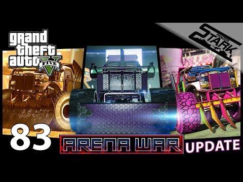 GTA 5 - 83.Rész (Arena War update) - Stark letöltés