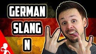 German Slang - Letter N