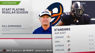 How would an AAF Team do in the NFL?