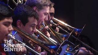 National Jazz Workshop Big Band - Millennium Stage (March 1, 2018)