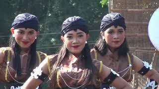 KOmunitas Seni Menari - Festival Sindoro Sumbing Temanggung Bumi Phala 10 Juni 2019