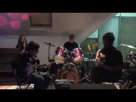 Guitarra en las Rozas. Concierto Navidad'14 Escuela de Música y Artes Plásticas ALMER