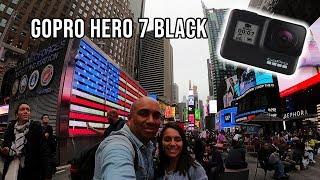 GOPRO HERO 7 BLACK 📷 | NEW YORK CITY VLOG 🗽