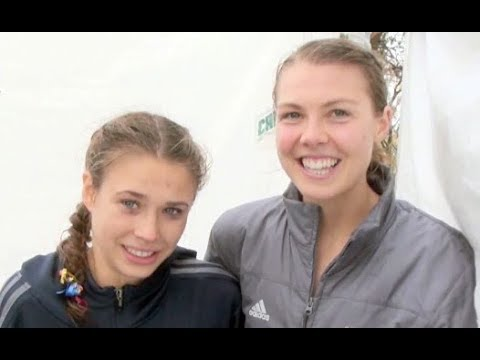 branna-macdougall-and-claire-sumner-interview-2017-u-sport-cross-country-championships