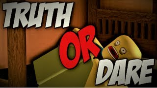 ROBLOX | Truth Or Dare OFFICIAL TRAILER