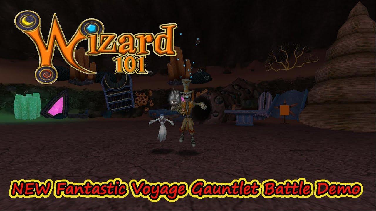 wizard101 fantastic voyage gauntlet