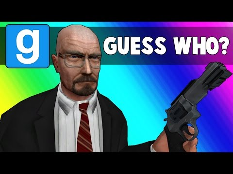 Thumbnail: Gmod Guess Who Funny Moments - Walter White Edition (Garry's Mod)