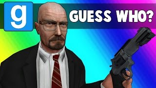Repeat youtube video Gmod Guess Who Funny Moments - Walter White Edition (Garry's Mod)