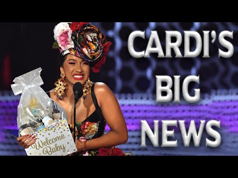 cardi-b's-ready-for-another-baby,-madonna-tried-to-pay-for-one-&-justin-trudeau-in-brown-face