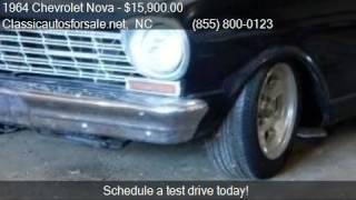 1964 Chevrolet Nova  - for sale in , NC 27603 #VNclassics