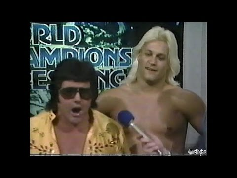 NWA World Championship Wrestling 8/9/86