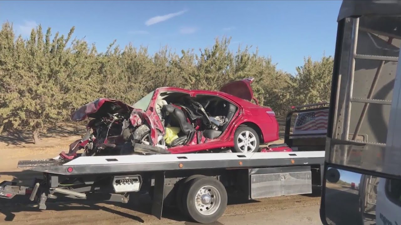 Hanford corrections officer killed in Kings County head-on crash