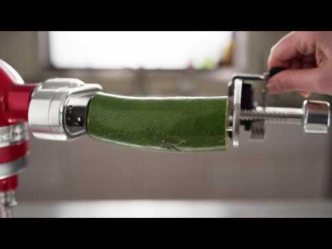 KitchenAid Artisan 系列 3.3公升抬頭式多功能廚師機 相關視頻