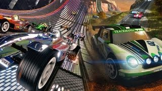 Trackmania 2 - Test / Review zu Stadium & Valley (Gameplay)