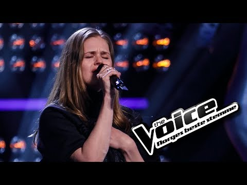 Anette Askvik - A Sky Full Of Stars | The Voice Norge 2017 | Blind Auditions