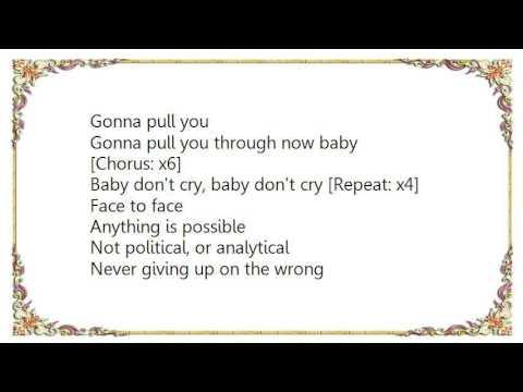 INXS - Baby Don't Cry Lyrics - YouTube