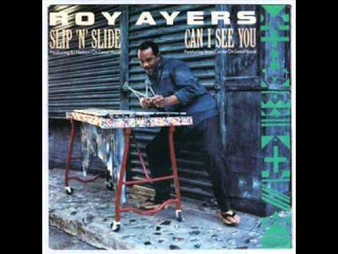 ROY AYERS - SLIP 'N' SLIDE