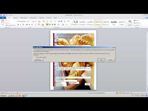 how to make a flyer using powerpoint 2010 youtube