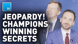 Jeopardy! Champions Brad Rutter and Ken Jennings Share Their Winning Secrets | Exclusive Interview