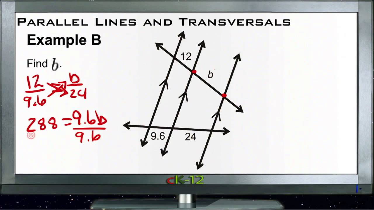 Parallel lines and transversals examples basic geometry concepts parallel lines and transversals examples basic geometry concepts robcynllc Choice Image