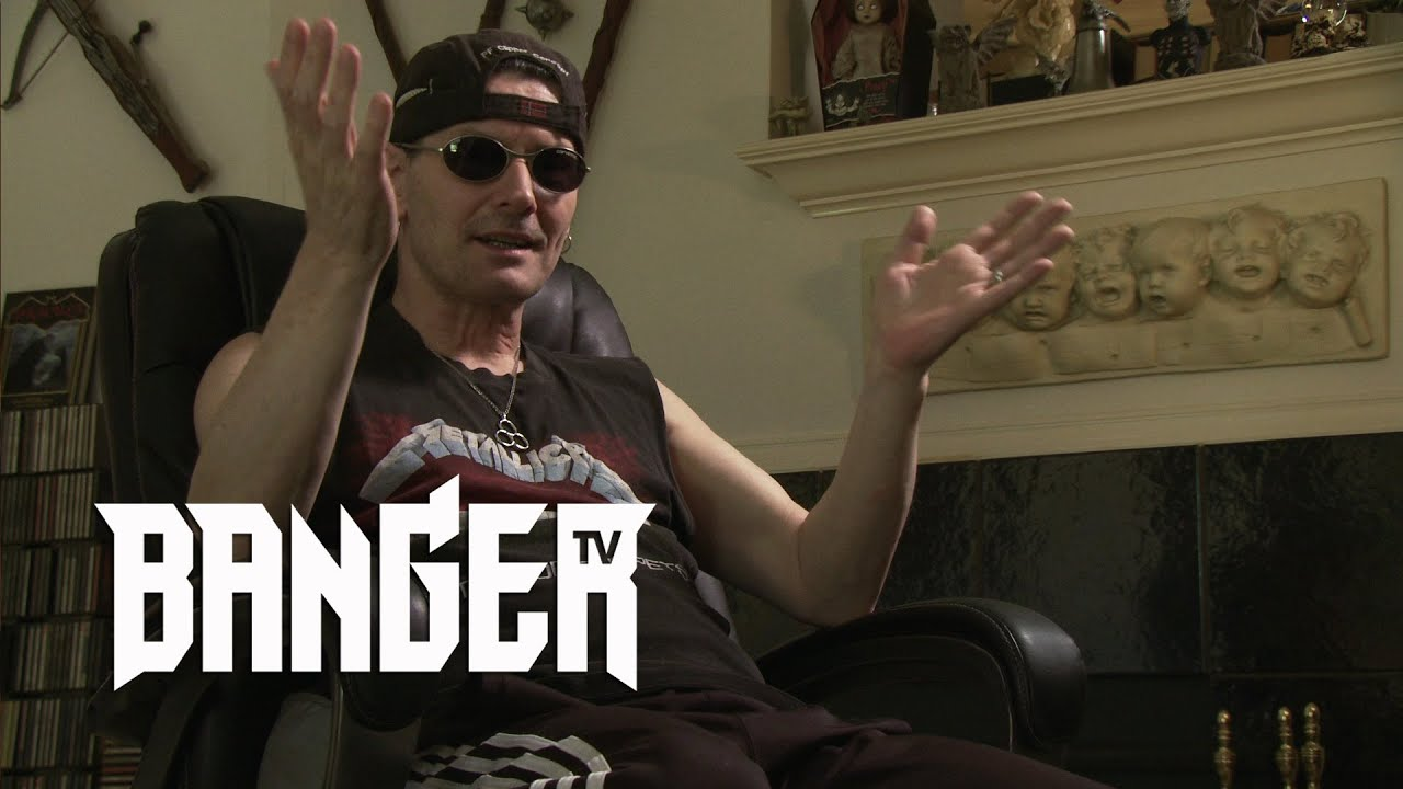 KING DIAMOND on his love of horror | Raw & Uncut episode thumbnail