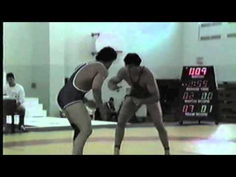 1988 Espoir World Cup: 100 kg Arawat Sabejew (USSR) vs. Kurt Angle (USA)