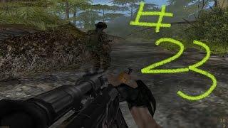#23【ベトコン実況!!~ベトナム戦争~】川に沿って進め!!