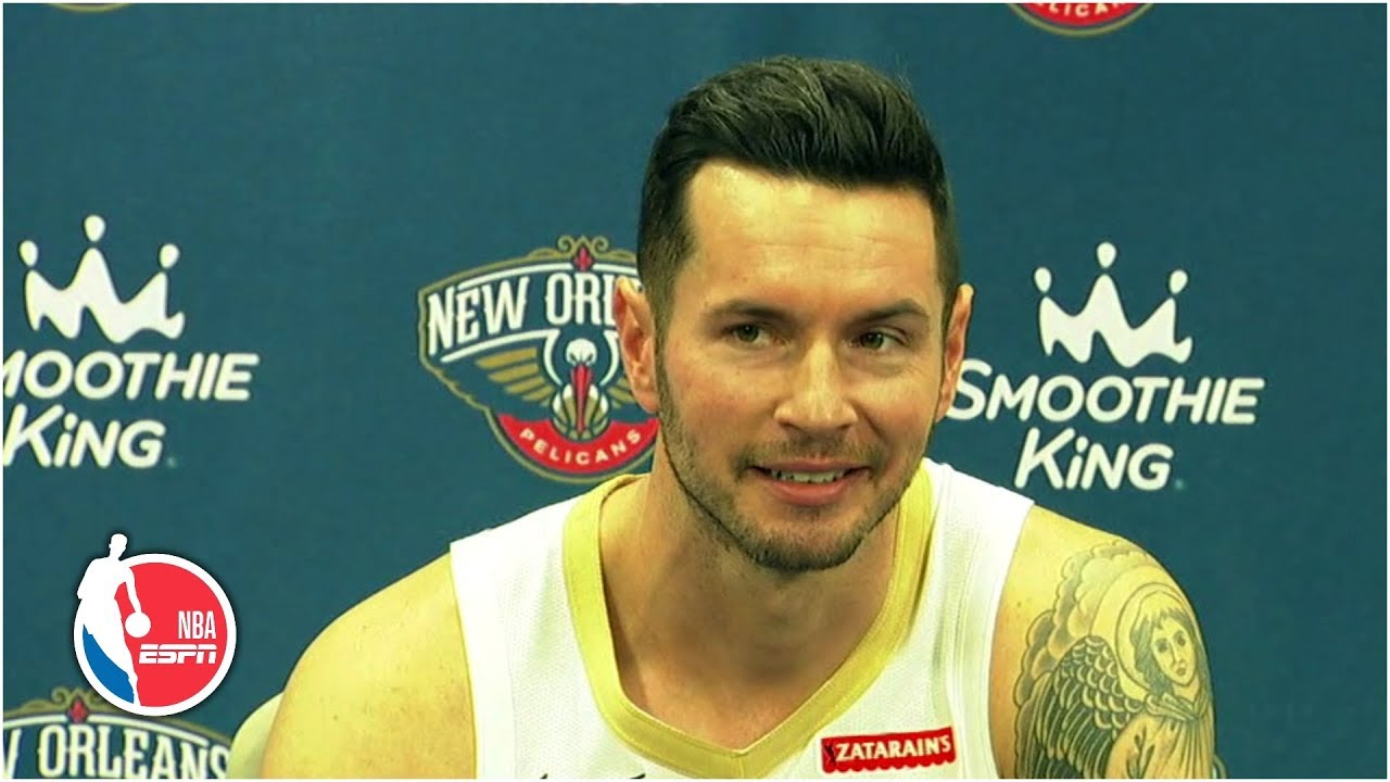 While now excited to join Mavs, JJ Redick reveals why he was ...
