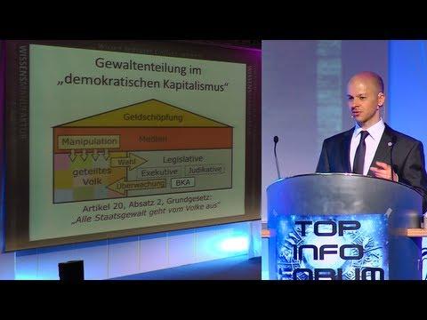 Geldsystem, Staat, Freiheit - Rico Albrecht - Top Info Forum