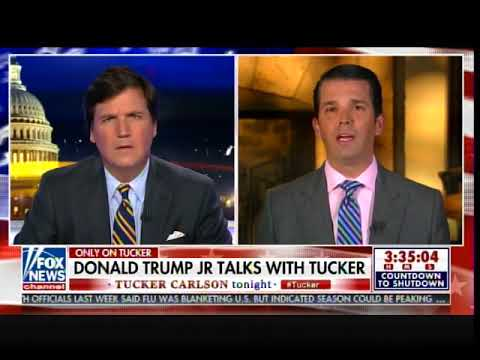 """Donald Trump Jr. on FISA Memo: """"This Is the Stuff You Read About in Banana Republics"""""""