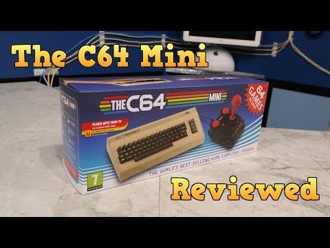 The C64 Mini  ed